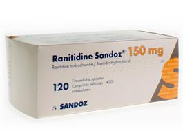 Сообщение Росздравнадзора в связи с появлением информации о выявлении в препаратах ранитидина примеси N-нитрозодиметиламина (NDMA)