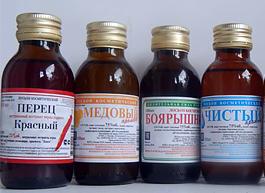 Спиртосодержащие медикаменты могут исчезнуть из свободного доступа