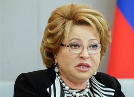 Матвиенко предложила назначить ответственного за импортозамещение лекарств