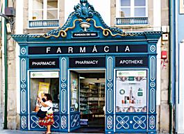 В чем особенность аптек Португалии?