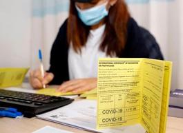 В России разрабатывают сертификат вакцинации для поездок за рубежом
