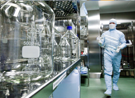 «Р-Фарм» подал патентную заявку на инновационное средство для лечения COVID-19