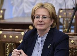 Пост министра здравоохранения остался за Вероникой Скворцовой