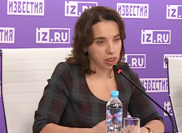 Мария Литвинова: Ждем подписания документа по  ЕНВД