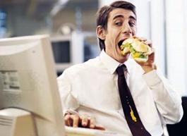 Минздрав предлагает вырабатывать здоровые пищевые привычки у сотрудников