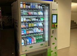 В Эстонии появились аптечные автоматы