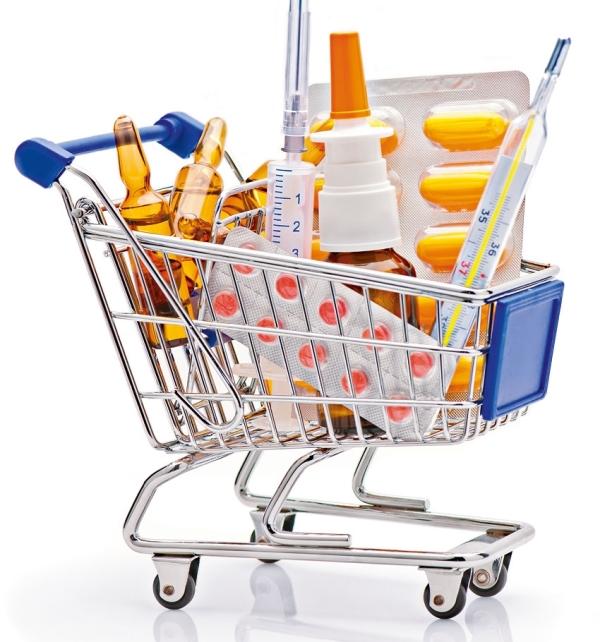 Поставки в аптеку мире