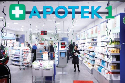 Профисианальные аптеки